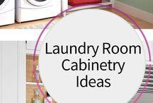 Laundry & Mudroom Ideas
