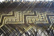 fabric - maori, nz