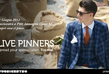 Live Pinners Pitti Immagine Uomo / June 21, 2012 Fuoricentro Studio, live from Florence @Pitti Immagine Uomo. Discover what we like.