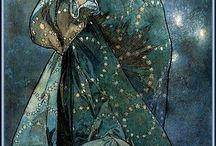 Illustrators / Alfons Mucha