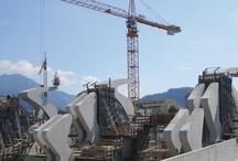 G. HINTEREGGER & SÖHNE Baugesellschaft m.b.H. / G. HINTEREGGER & SÖHNE Baugesellschaft m.b.H. Das im Jahre 1914 gegründete, im Privatbesitz befindliche Unternehmen mit der Zentrale in Salzburg hat Niederlassungen in der Steiermark und Wien sowie eine Filiale in Kärnten.  Schwerpunkte der Aktivitäten sind der industrielle Tiefbau, der Kraftwerks- und der Untertagebau.