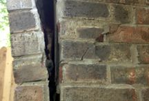 Sign of Foundation Problems / If you see these signs of foundation problems, give us a call and let us check your foundations status. http://www.premierfoundationrepair.com/