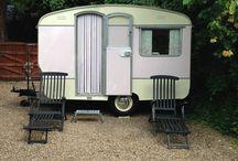 Vintage caravans ideas