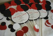 Minnie Mouse Birthday Party / Olivia's 3rd Birthday Party Theme