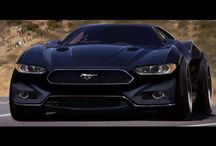 Ford mustang mach 5 - 2015