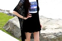 College Fashionista / by Lisa Melchionda