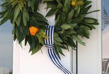 Wreaths / by Cj Messa