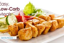 ◆Low Carb Meals◆ / A collection of low carb recipes that are easy on the waist. / by Celia 2.0