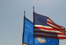 Military Flags / Show your American pride by flying a military branch flag. All sizes. All military branches available.