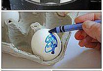 vajíčka voskovky
