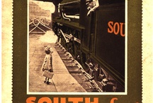 Railway Typography and Design / Design and typography in railway posters, signage and so forth / by Greater Albion Typefounders