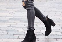 outfit botines
