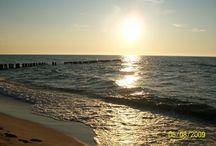 Bałtyk - morze Bałtyckie - Darłowo - Darłówko - Dąbki / nad Polskim morzem Bałtyckim... : Darłowo, Dąbki (woj. Koszalińskie / Polska  #Bałtyk #morze #Bałtyckie #Baltic #sea #Darłowo #Dąbki #koszalińskie #Polska #Poland #wybrzeże #zachodniopomorskie #zachód #słońca #wydmy #plaża #Darłówek #jezioro #Bukowo #wybrzeże #Słowińskie