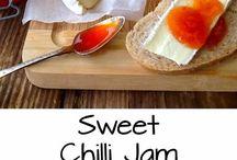 Chilli Jam sweet