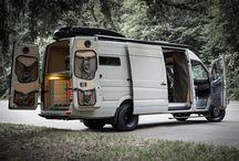Travel vehicles