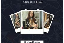 Ittehad Celebs / Celebrities spotted in Ittehad!