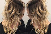 millie leavers hair
