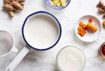 Superfood lattes & tonics