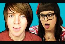 Teens react and you tubers react and the fine bros / by Patsy Westlake