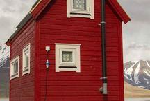 skandynawskie domki