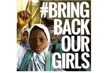 Libertad e las niñas de Nigeria!!!!