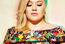 Kelly Clarkson / by Afton Reyher