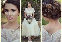 Wedding dresses I love / Ode to a different, original, unconventional, quirky bridal gown!!  ♥ Because I believe in you, dear bride-to-be, and in your creativity, your desire to surprise and make you remembered, in your courage to dare ♥