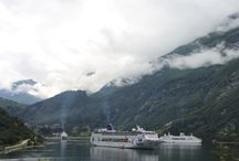 Noorwegen / Afdrukken op dibond te koop vanaf 35 euro