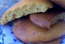 Grain free baking / Baking for paleo, GAPS etc