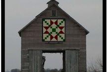 barn quilts / by Kelley Green