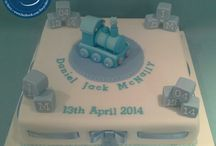 Christening Cakes / Christening and  Baptism cakes
