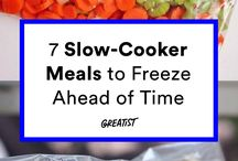 FOOD // SLOW COOKER