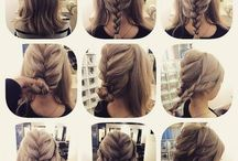 hairstyle for work