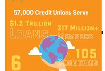 Credit Unions Work! / Here's some of the many reason why credit unions rock!