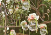 Décoration extérieure - Inspiration mariage