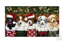 Holiday Puppies & More / by Official Canine Caviar Pet Food