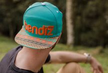 Bonés / Bonés da Bendïz Moda & Arte, inspirados em brasilidade e fabricadas 100% no Brasil.