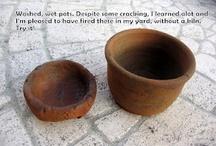 Pottery / by Angie Schoberg