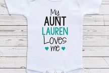 Baby Clothes Personalized