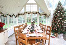 Christmas holidays / Festive cottages