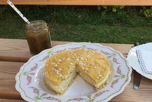 Pâtisseries adaptées sans gluten / Tartes et autres pâtisseries adaptées sans gluten