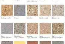 Synthetics, Leather & Linoleum