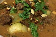 Meat Recipes / food recipes received or selected from the web