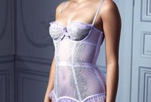 Lingerie With Garters