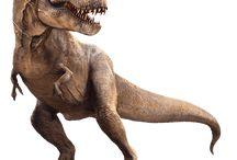 Dinossauros referencias e anatomia