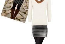 Inspirace podzimní outfity