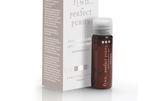Spa Find Perfect Purity Range / For spot prone and problem skin. Promotes a clear, healthy complexion, Reduces inflammation, Anti-bacterial,Clears pores,Regulates oil and bacteria production,Helps to heal the skin