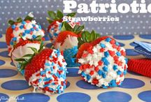 Patriotic food and party ideas
