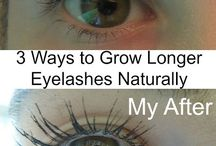 Make eyelashes longer