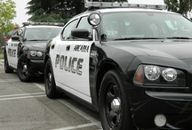 Arcadia Police Units, Specialized & Support Vehicles